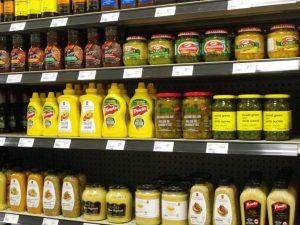 Relish & Mustards