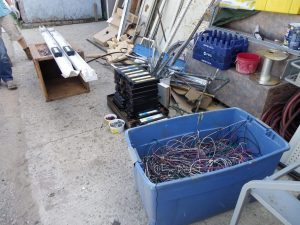 recycling of copper wire