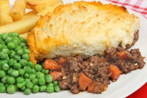 Lunch: Shepherd's Pie