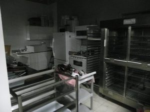 Paisley freshmart in-store bakery starts to come together