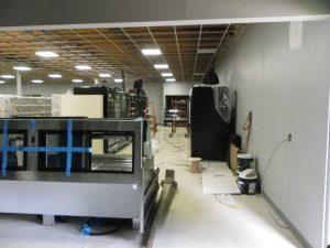 installing new refrigeration
