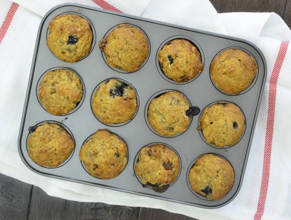 muffins made fresh