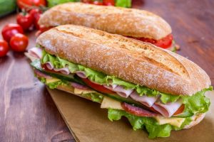 sandwiches and subs at Paisley freshmart