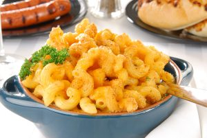 Lunch: Macaroni & Cheese Casserole