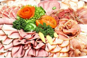 Assorted Meat Tray for parties and events