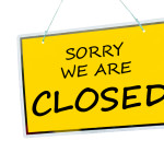 sorry we are closed today