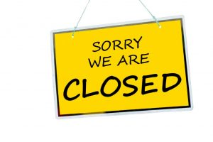 Victoria Day Monday - CLOSED