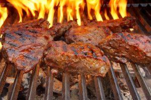 BBQ meats in freezer packs