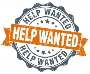 help wanted at Paisley freshmart