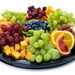 fruit tray from Paisley freshmart